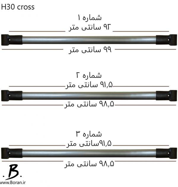 H30crossتصاویر شاخص باربند
